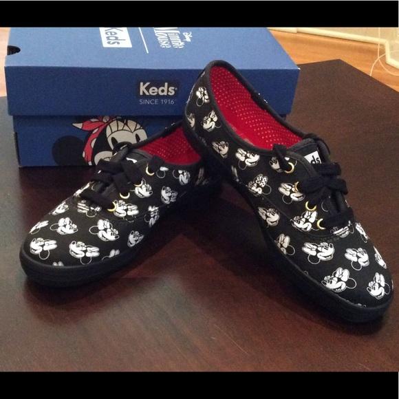 Keds Shoes   X Minnie Mouse Champion